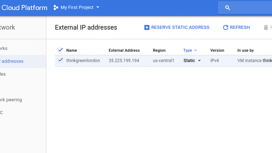 google-cloud-vpc-external-ip