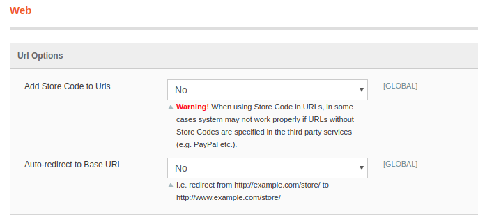 Magento Auto-redirect to Base URL