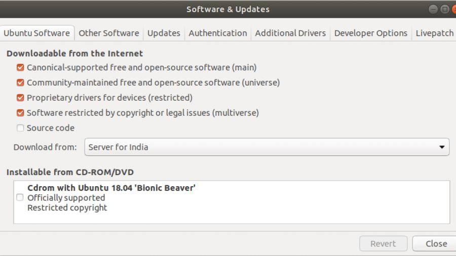 ubuntu-software-updates
