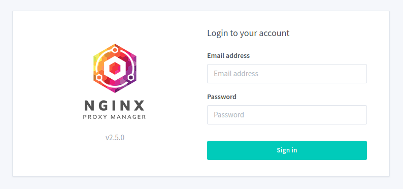 Nginx Proxy Manager