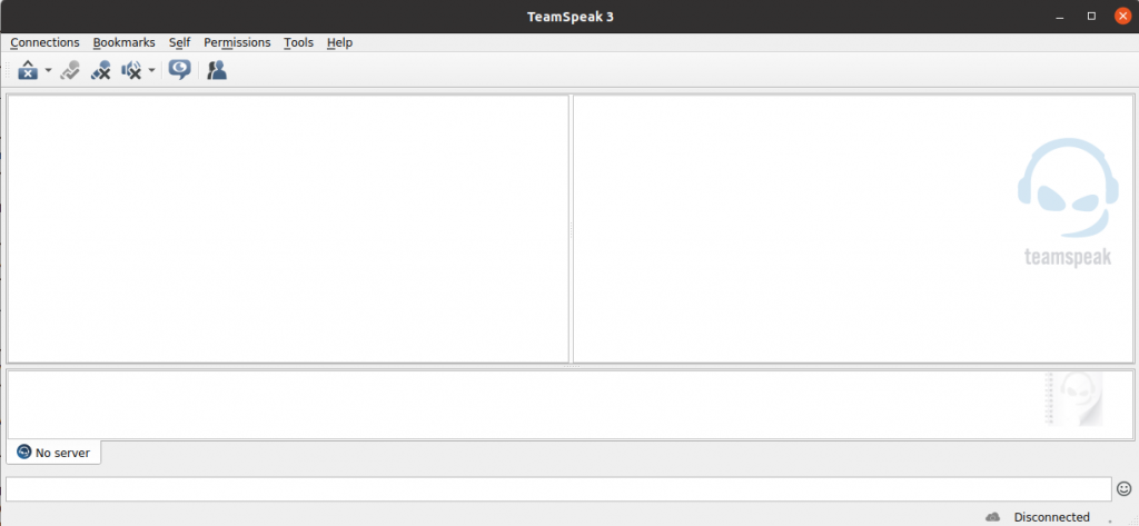 TeamSpeak Client Ubuntu