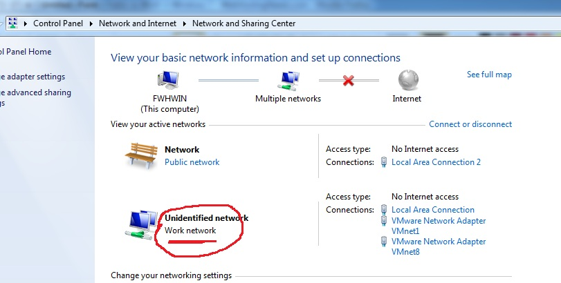 Undefined Network