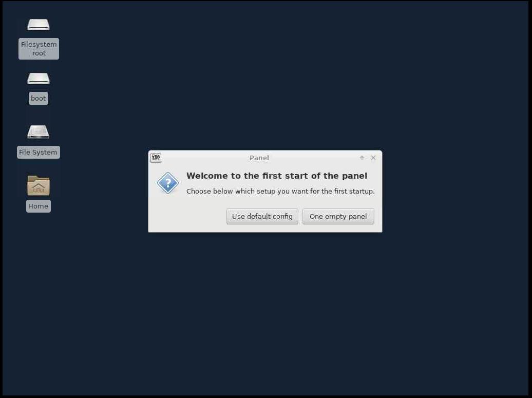 xfce remote desktop