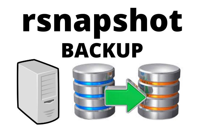 rsnapshot backup