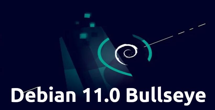 Debian 11.0 Bullseye