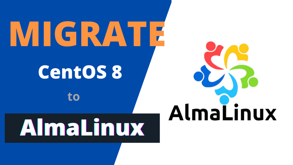 Convert CentOS 8 to AlmaLinux